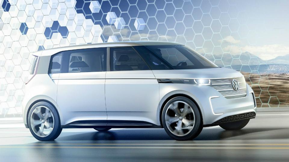 Volkswagen разработает революционный электрокар