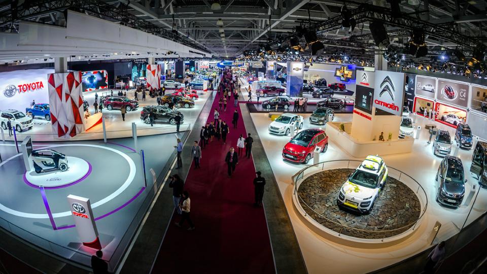 Московский автосалон пропустят девять производителей