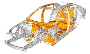 Сможет ли Cadillac навязать борьбу немцам с новым роскошным седаном CT6. Фото 3