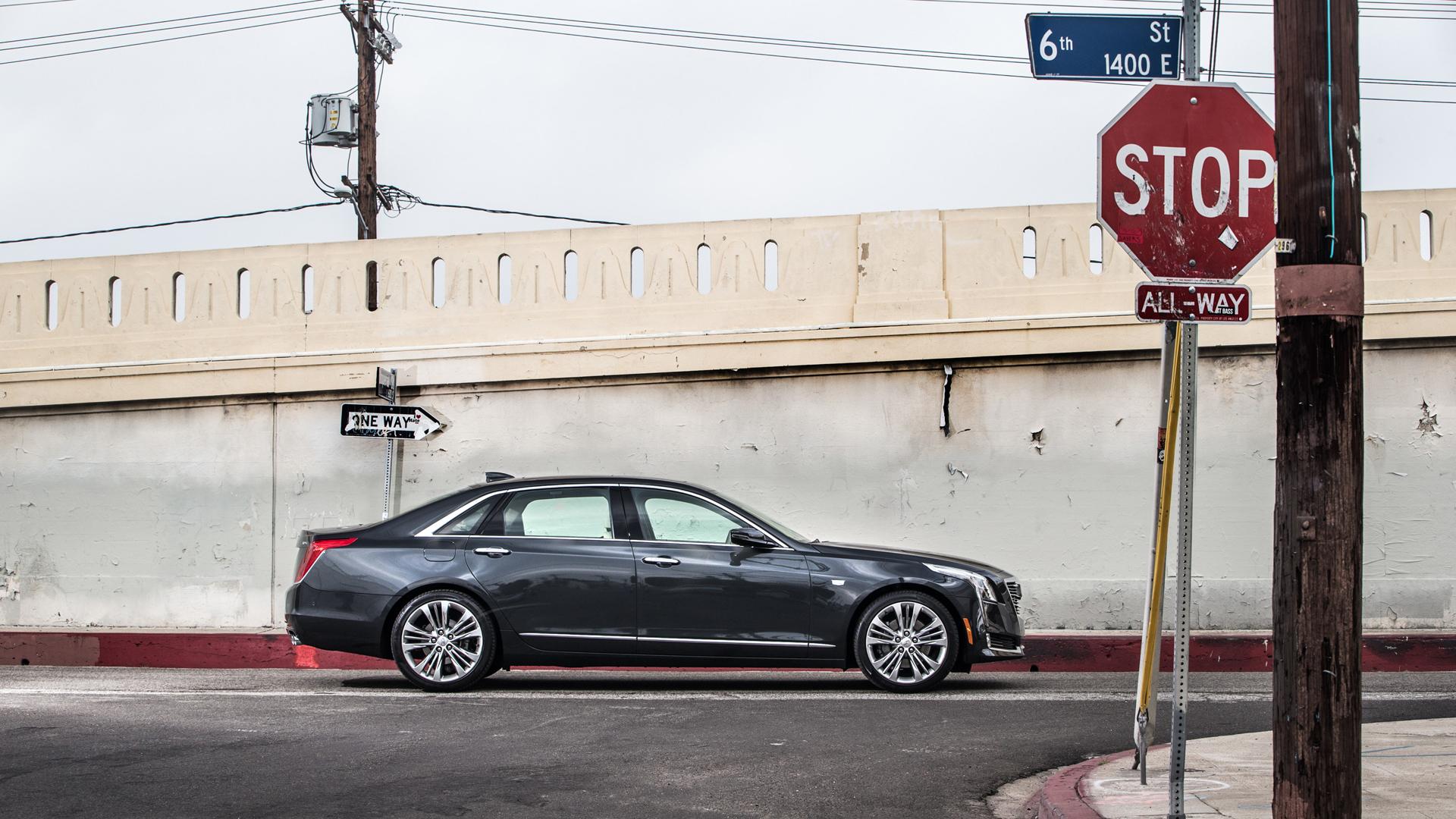 Сможет ли Cadillac навязать борьбу немцам с новым роскошным седаном CT6. Фото 2