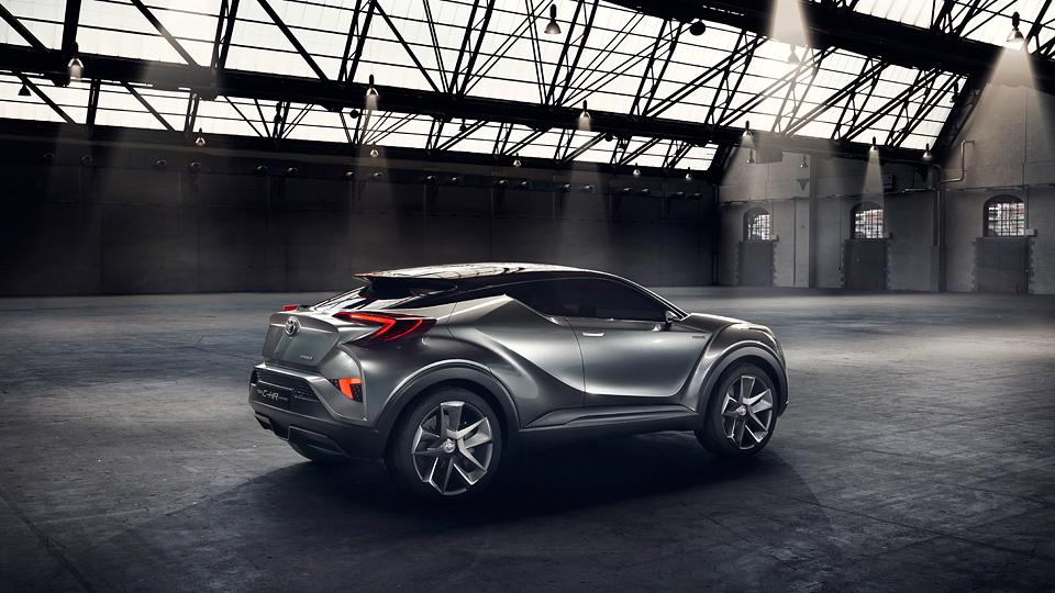 Конкурент Nissan Juke дебютирует на выставке в Женеве. Фото 1