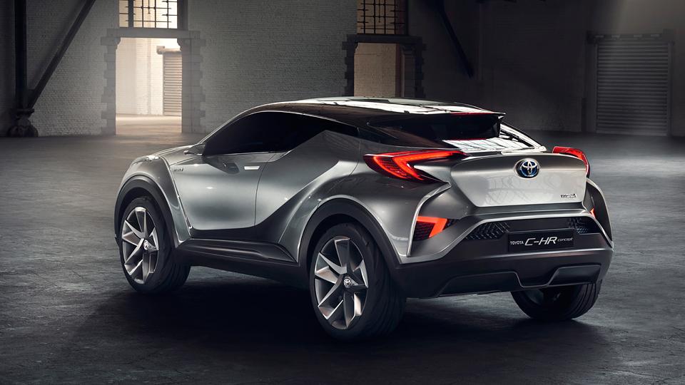 Конкурент Nissan Juke дебютирует на выставке в Женеве. Фото 2