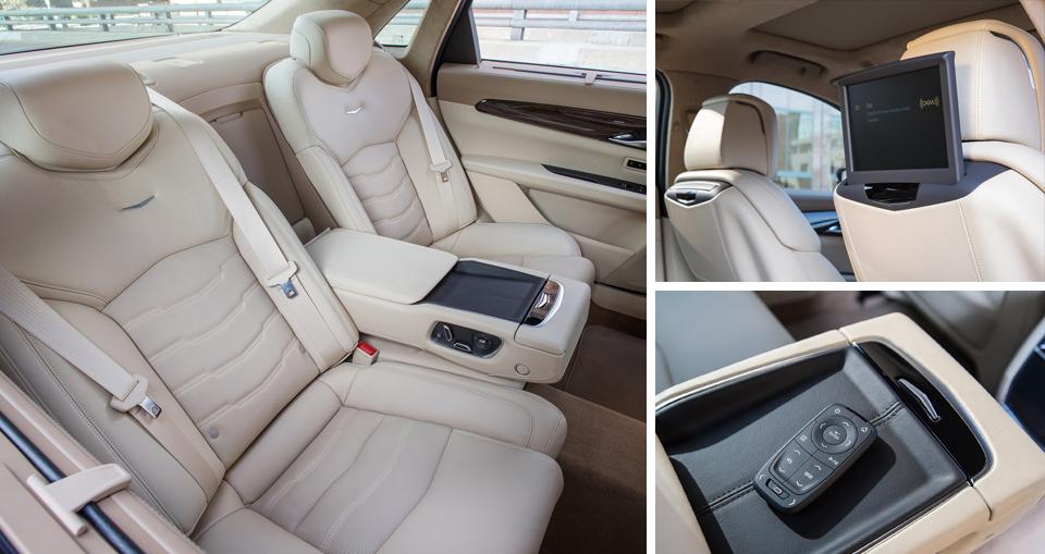 Сможет ли Cadillac навязать борьбу немцам с новым роскошным седаном CT6. Фото 4