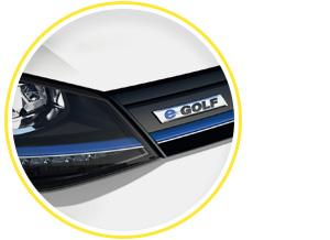 Гибридный хот-хэтч VW Golf GTE против обычного VW Golf GTI . Фото 6
