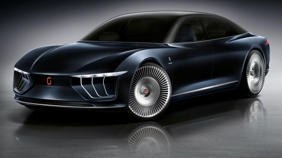 Ателье Giugiaro привезет в Женеву новый концепт-кар