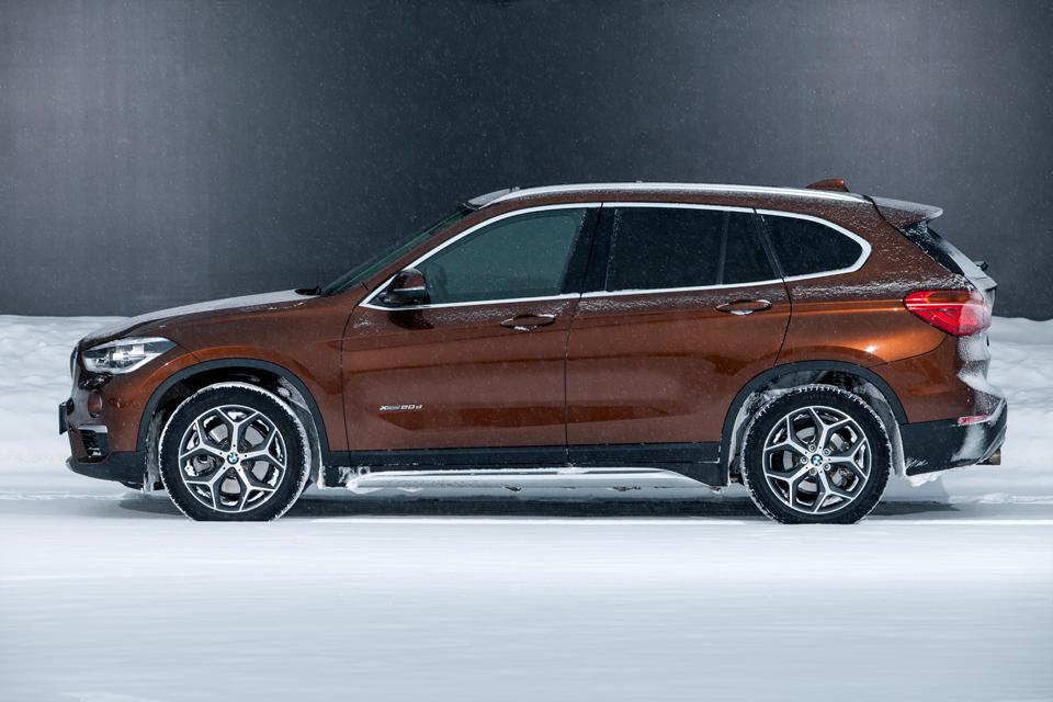 Длительный тест BMW X1: часть первая. Фото 3