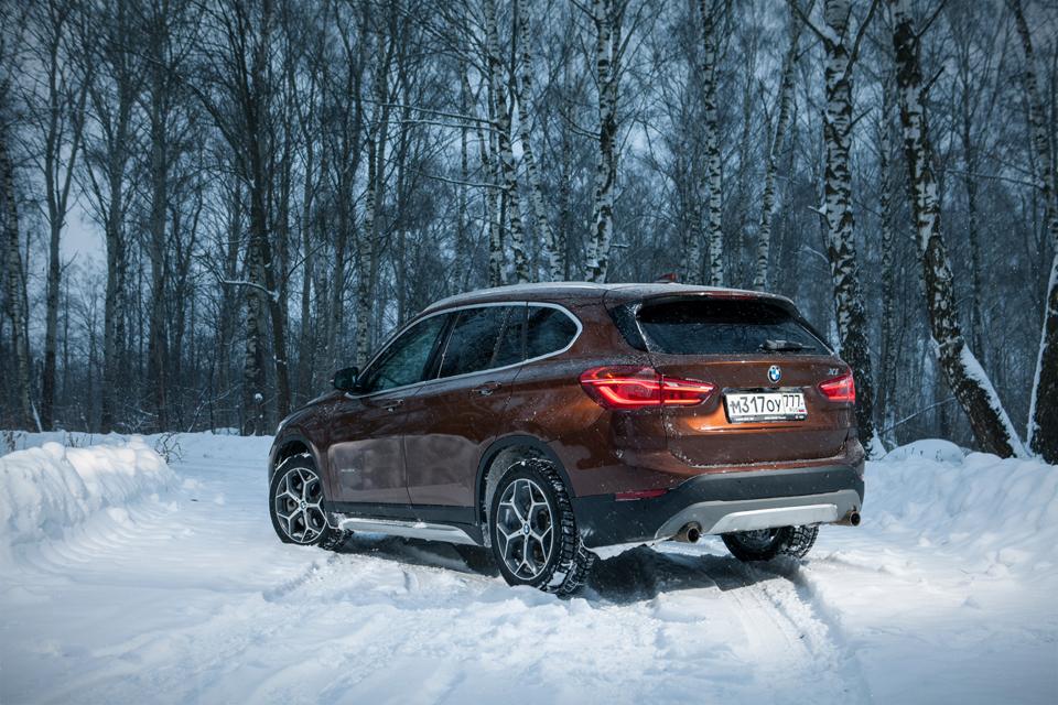Длительный тест BMW X1: часть первая. Фото 7