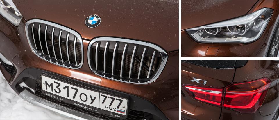 Длительный тест BMW X1: часть первая. Фото 1