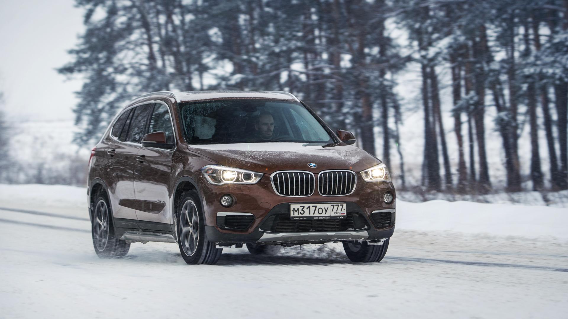 Длительный тест BMW X1: часть первая. Фото 6