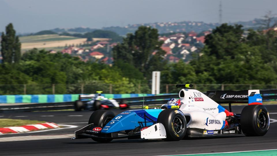 Российская команда SMP Racing выступит в 3,5-литровой Формуле
