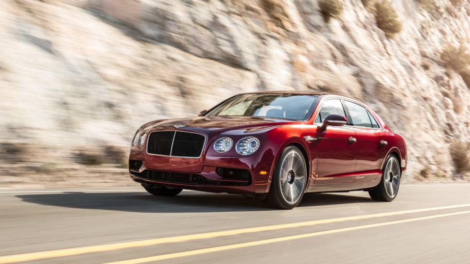Bentley Flying Spur с «турбовосьмеркой» обзавелся спортивной версией