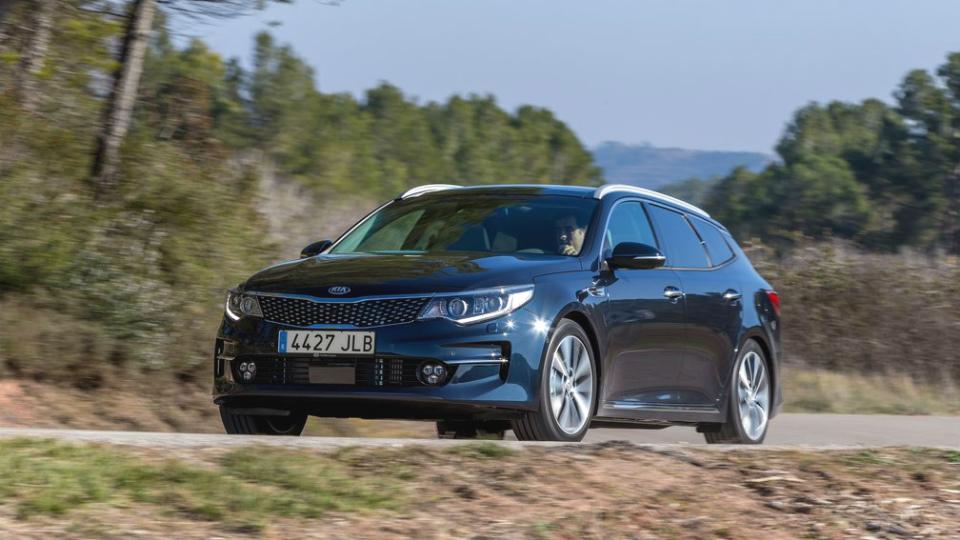Премьера Kia Optima Sportwagon состоится на Женевском автосалоне. Фото 2