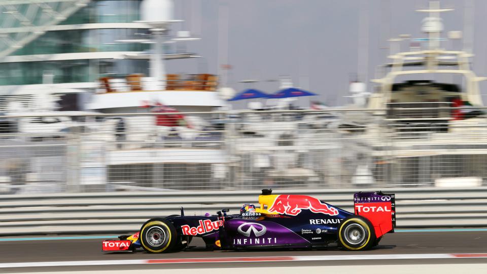 Команда представила ливрею для машины RB12