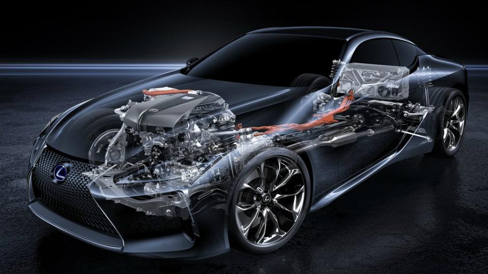 295-сильное купе наберет «сотню» за пять секунд