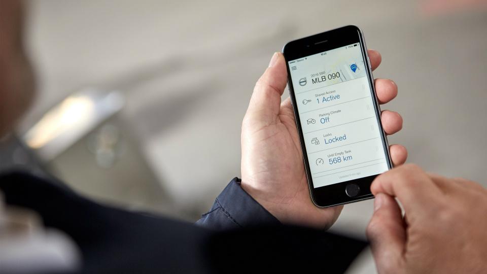 Шведы заменят ключи приложением на смартфоне . Фото 1