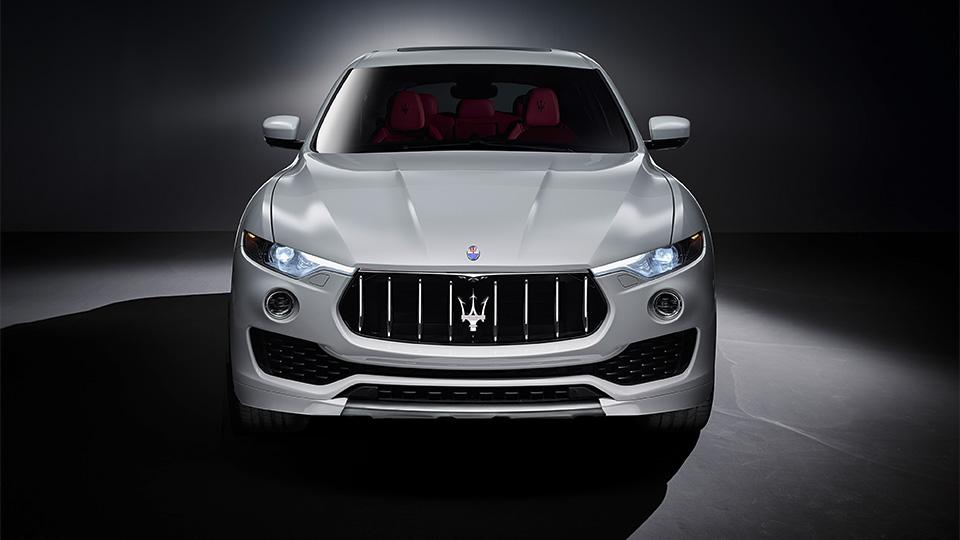 Опубликованы официальные фотографии вседорожника Maserati Levante. Фото 2