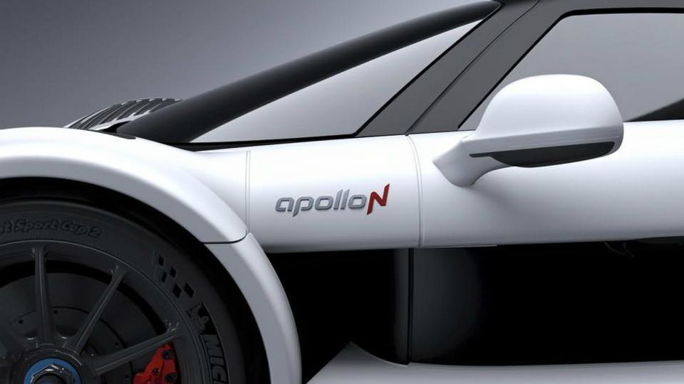 Компания Apollo построит «быстрейший дорожный автомобиль»