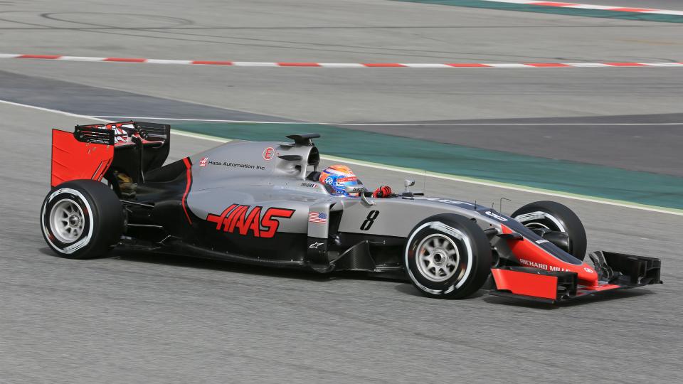 Новая команда Формулы-1 назвала машину в честь станка