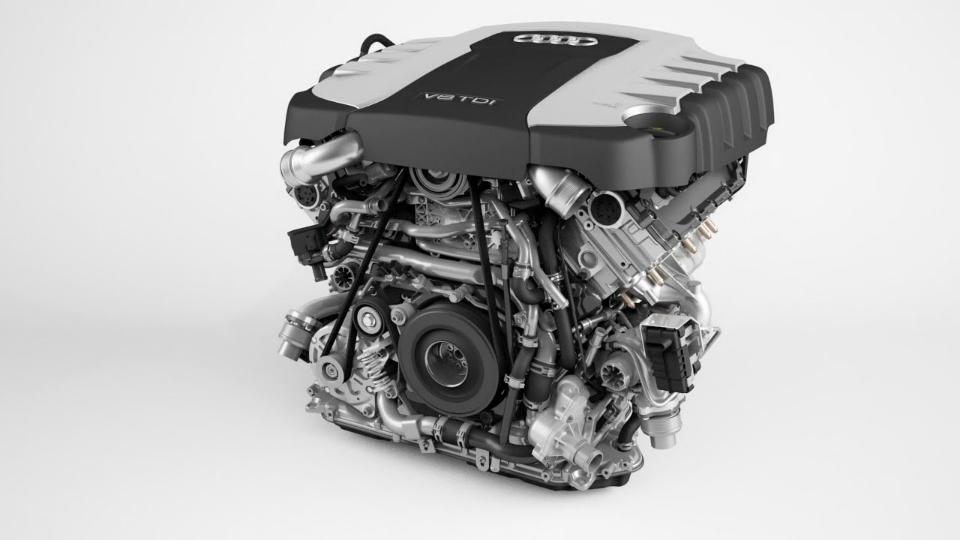 Названа дата дебюта новой дизельной «восьмерки» Audi