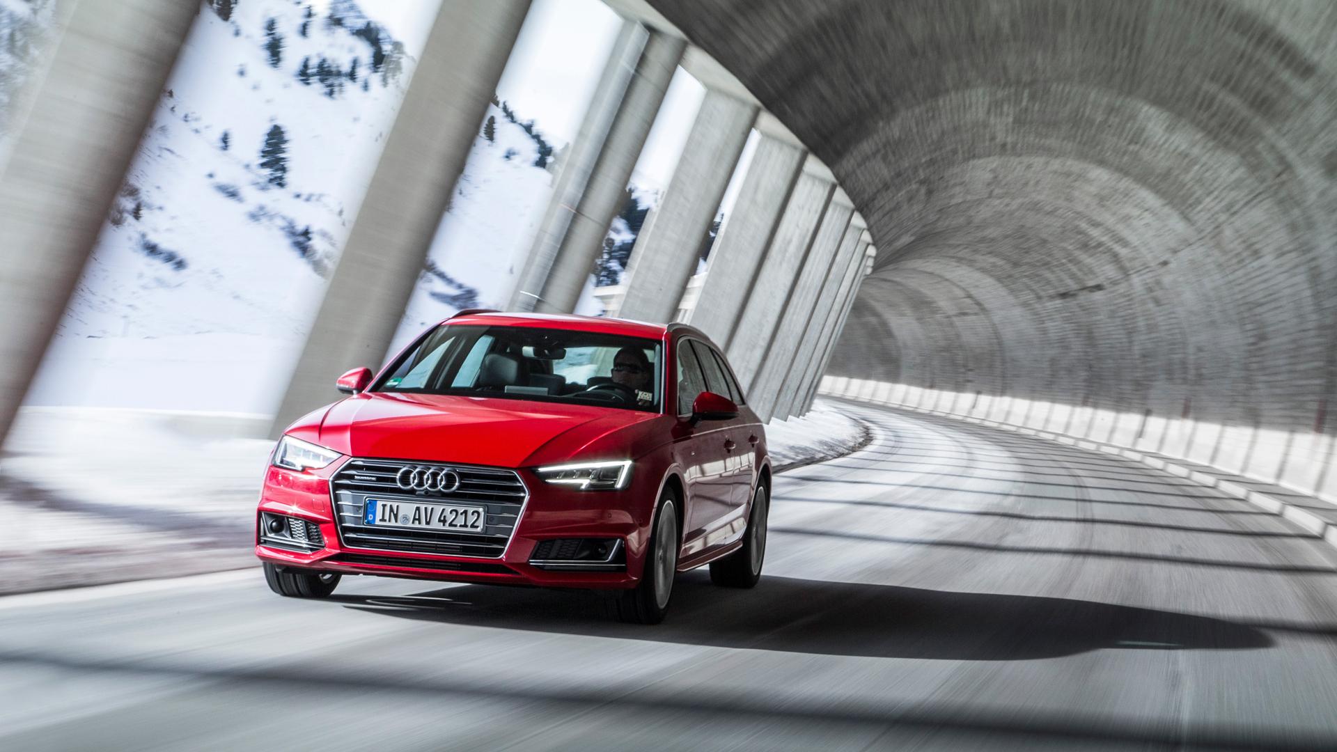 Почему Audi отказалась от механического полного привода в пользу электроники. Фото 1
