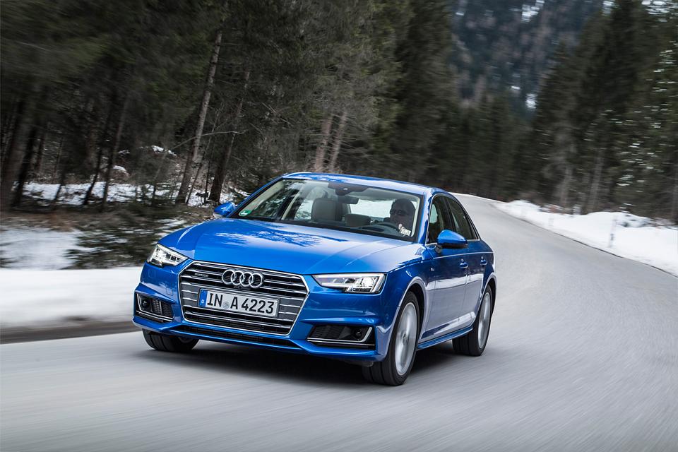 Почему Audi отказалась от механического полного привода в пользу электроники. Фото 5