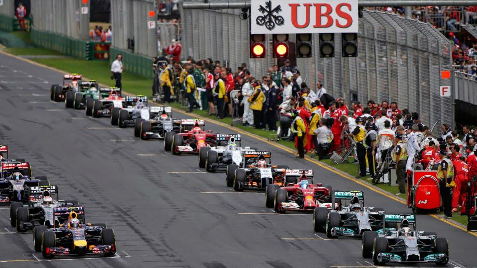 Болиды Формулы-1 c 2017 года станут шире и тяжелее