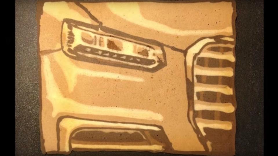 Дизайн Audi Q2 показали на сладком блине