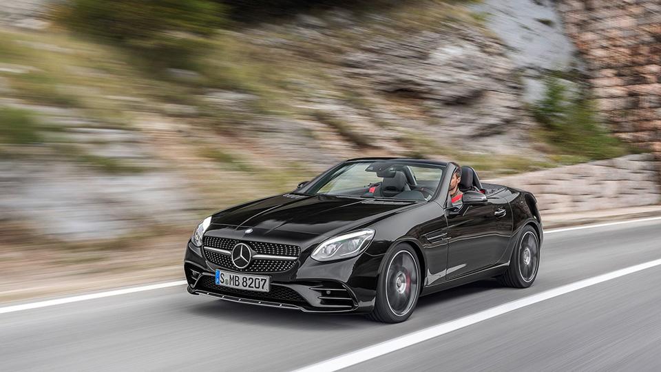 Немцы огласили стоимость моделей SLC и SL