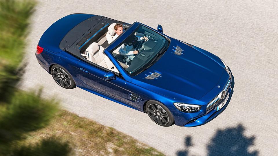 Немцы огласили стоимость моделей SLC и SL. Фото 1