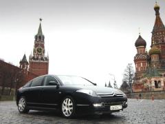 Новый Citroen C6 дебютирует весной на Пекинском автосалоне