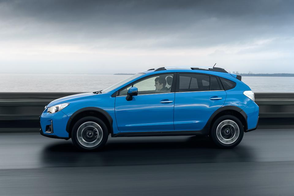 Чем обновленный Subaru XV попытается оправдать свой жуткий ценник. Фото 1