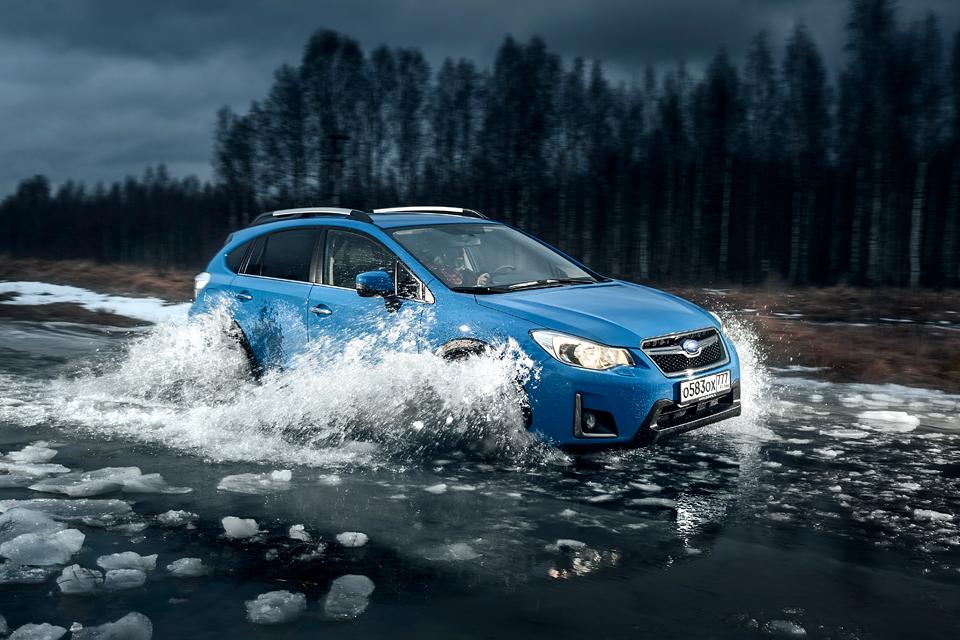 Чем обновленный Subaru XV попытается оправдать свой жуткий ценник. Фото 5