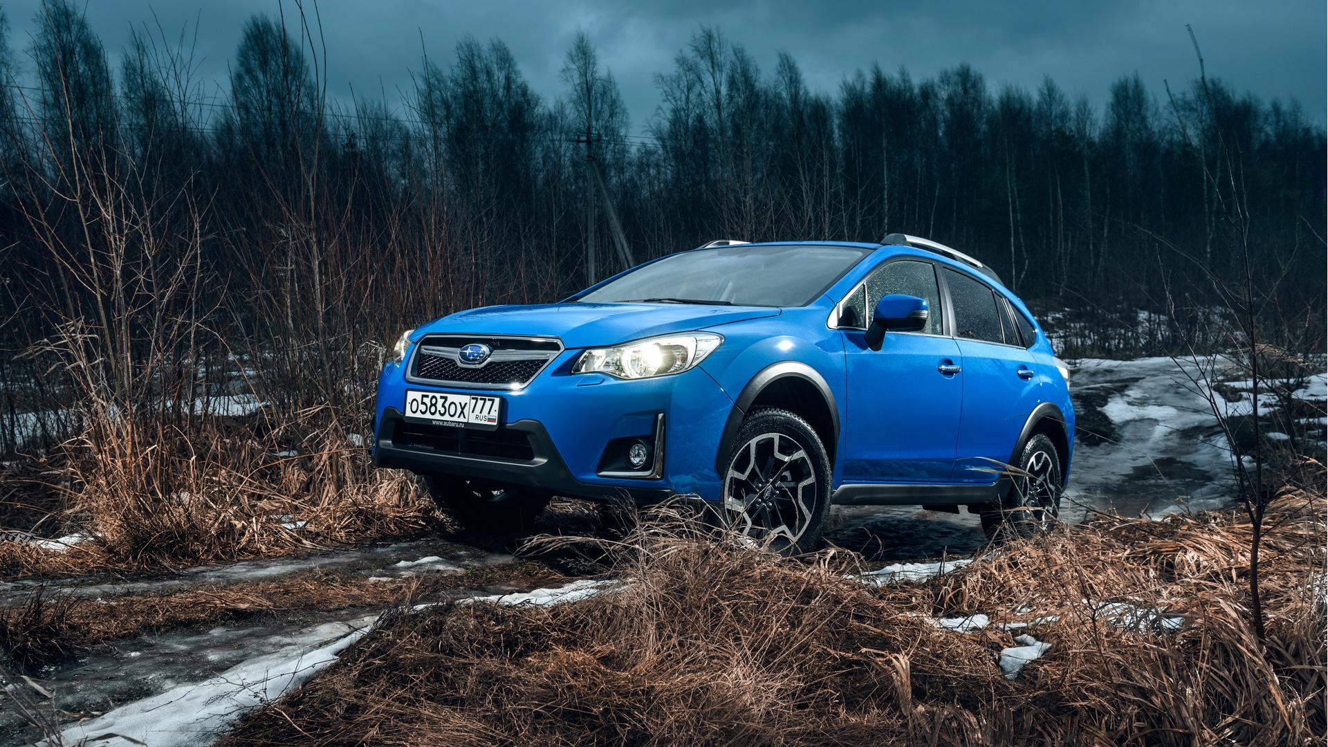 Чем обновленный Subaru XV попытается оправдать свой жуткий ценник. Фото 4