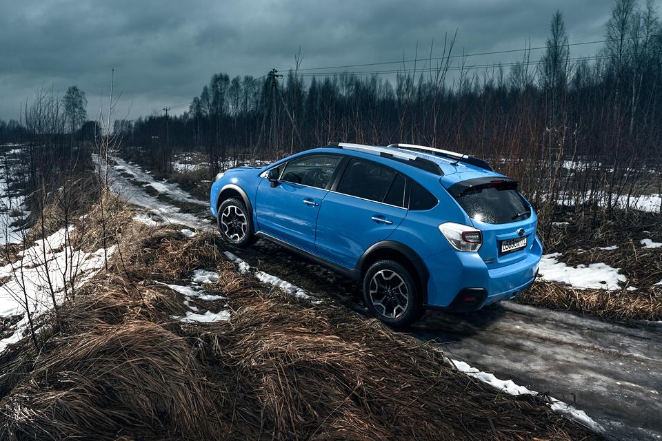 Чем обновленный Subaru XV попытается оправдать свой жуткий ценник. Фото 6