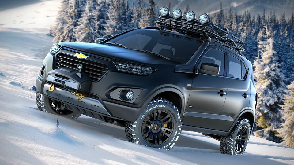 Самарские власти помогут «GM-АвтоВАЗ» запустить новую «Ниву»