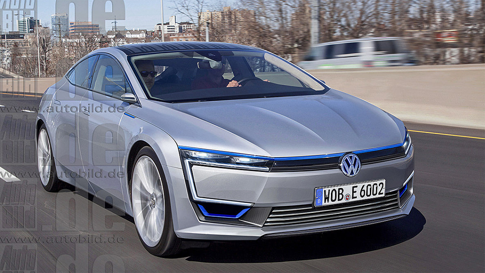 VW превратит футуристичный гибрид XL1 в конкурента Toyota Prius