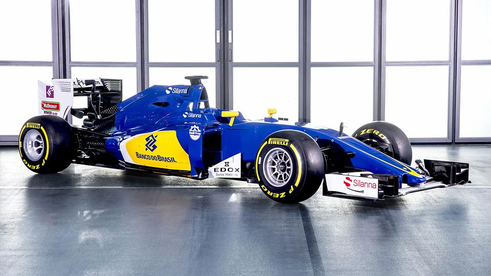 Команда Sauber последней показала новый болид Формулы-1