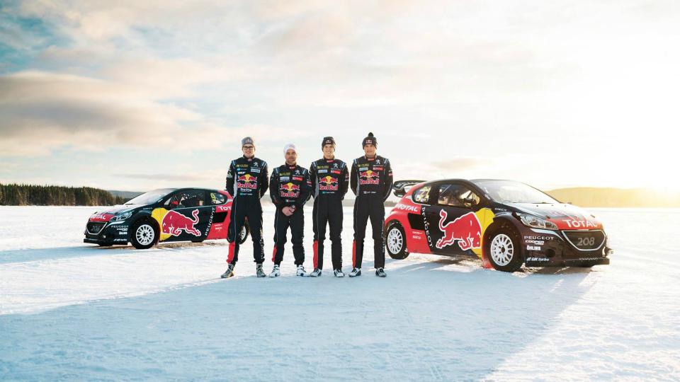 Девятикратный чемпион мира выступит в гонках на Peugeot 208. Фото 2