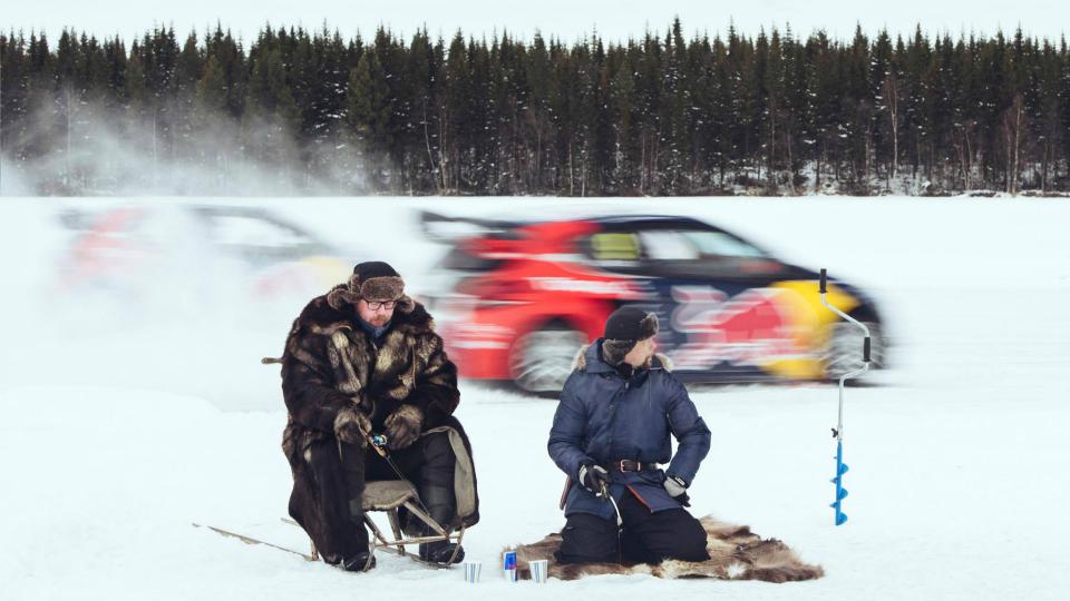 Девятикратный чемпион мира выступит в гонках на Peugeot 208. Фото 3