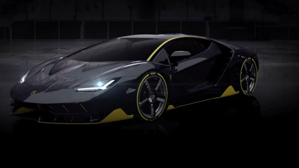 Внешность юбилейного суперкара Lamborghini раскрыли в видеотизере