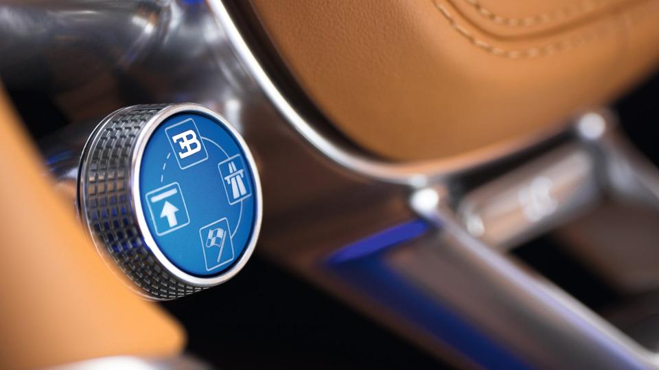 Гиперкар Bugatti Chiron выпустят тиражом в 500 экземпляров. Фото 6
