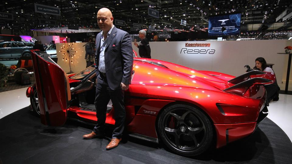 Koenigsegg Regera разгонится до 400 километров в час за 20 секунд. Фото 2