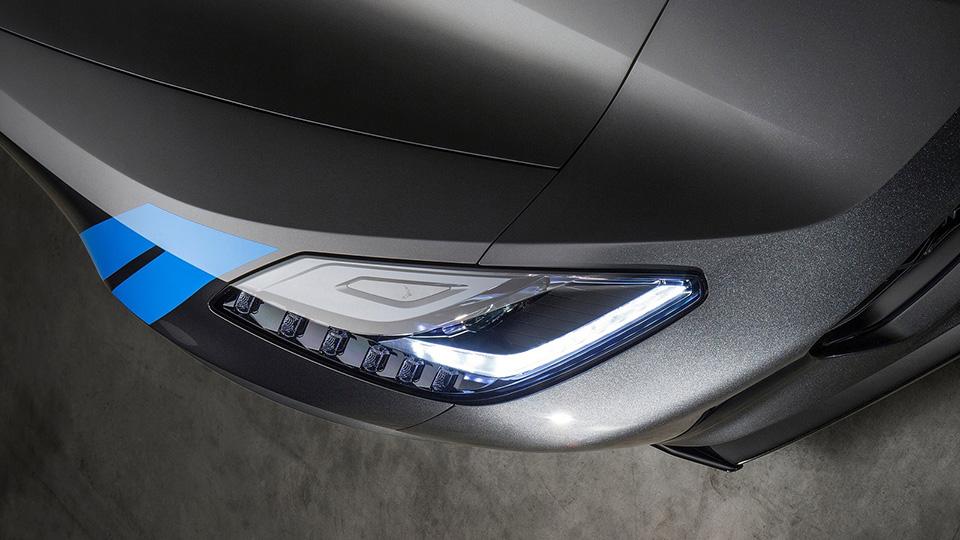 Суперкар Chevrolet получил особые колеса и технические доработки. Фото 2