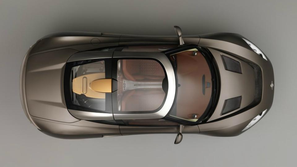 Компания выпустила преемника модели C8 Aileron. Фото 1