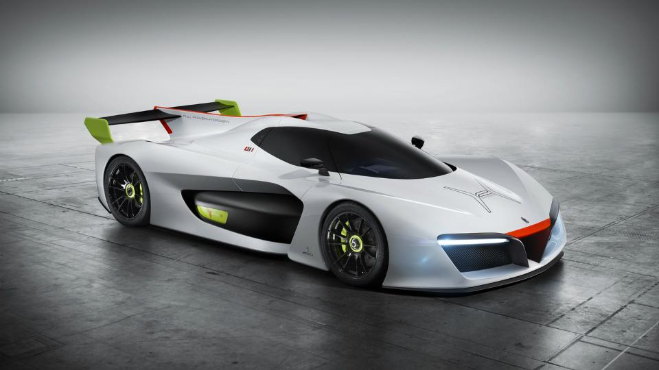 «Невероятный» концепт Pininfarina оказался водородным спорткаром