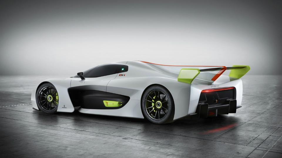 Кузовное ателье представило в Женеве прототип  H2 Speed