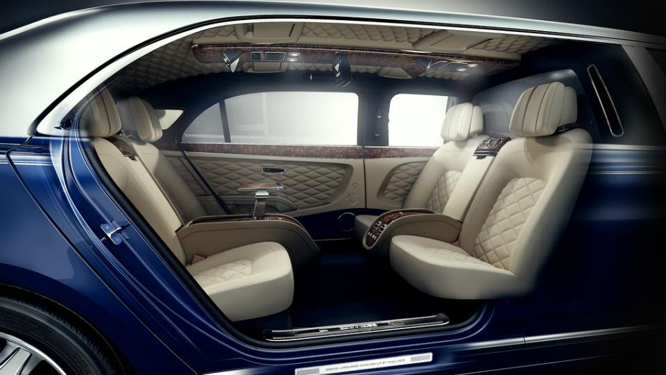 Британцы построили самую роскошную версию обновленного седана. Фото 2