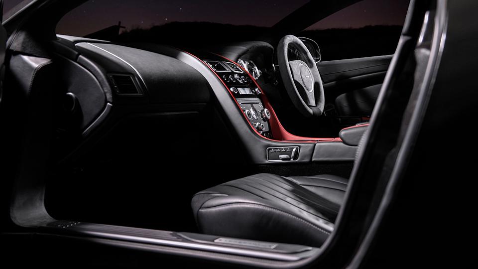 Тюнеры добавили Aston Martin DB9 колеса в виде рулетки. Фото 2