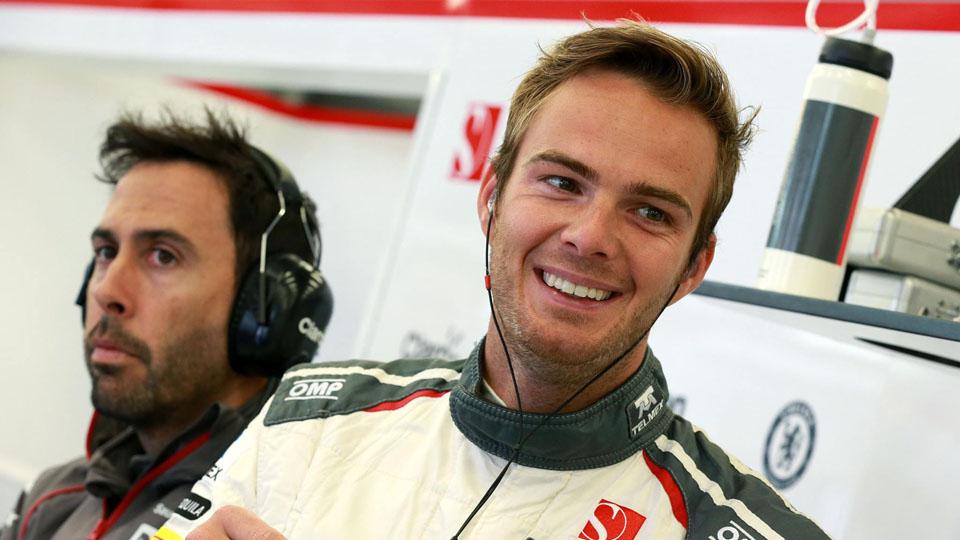 Российская команда G-Drive подписала контракт с экс-пилотом Формулы-1