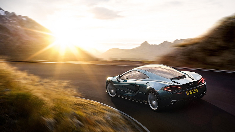 McLaren потратит на новые модели 1,4 миллиарда долларов